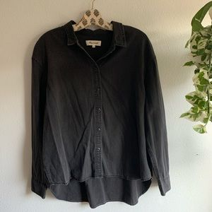Madewell Ex-Boyfriend buttondown